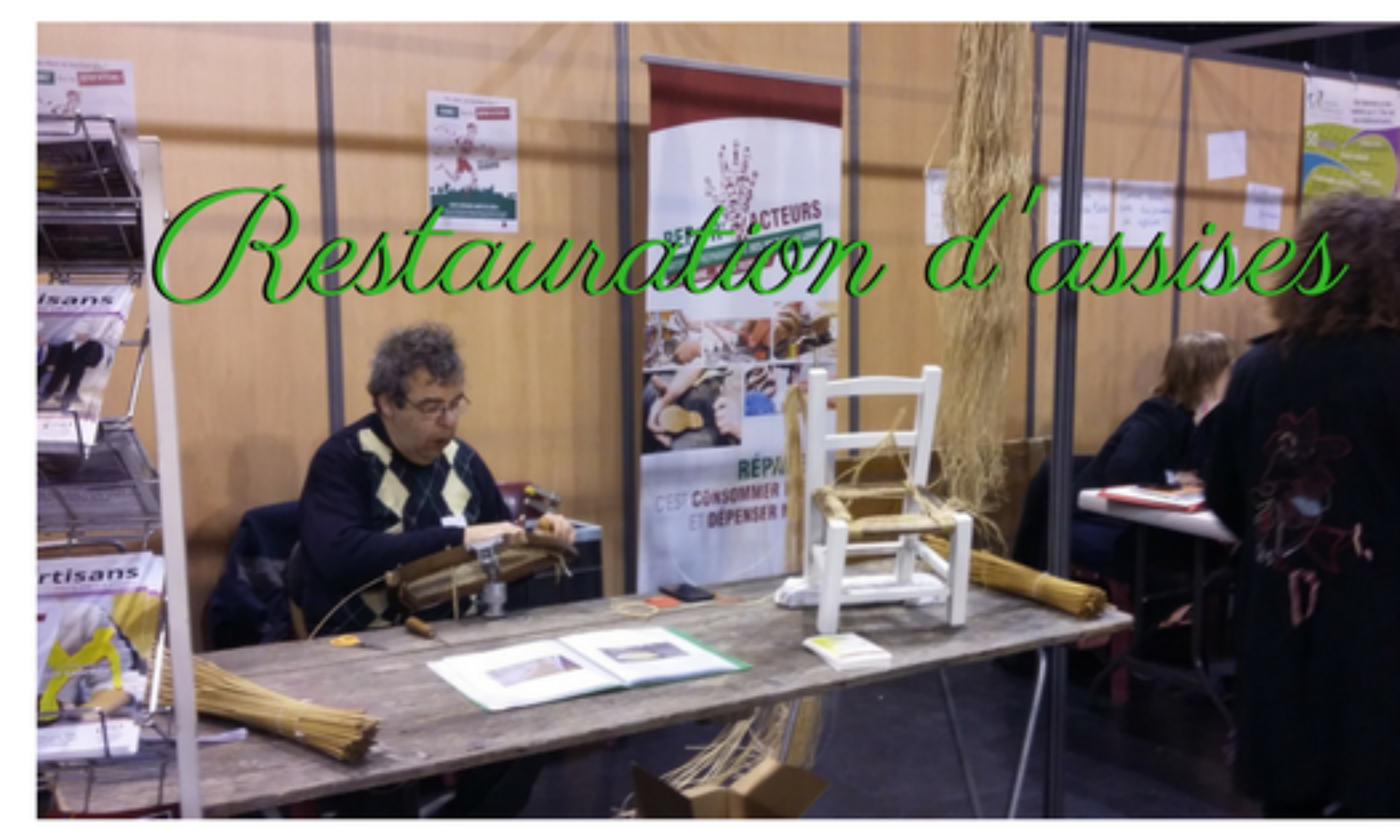Restauration d'assises 85